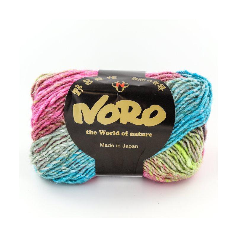 Silk Garden, NORO
