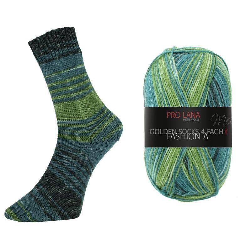 Golden Sock Fashion, PRO LANA