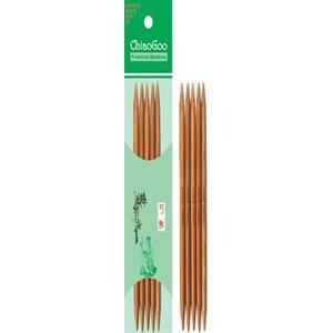 Aiguille Double Pointes Bamboo 6'' (15cm) - Patina