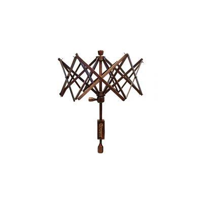 Dévidoir en Hêtre / Acacia de 24'' pour Écheveaux - Type Parapluie