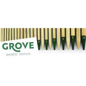 "Aiguille Interchangeable Bambou 5"" (13cm) US 3 (3.25mm), LYKKE"